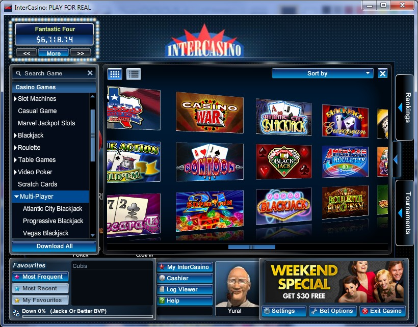 online casino intercasino.co.uk
